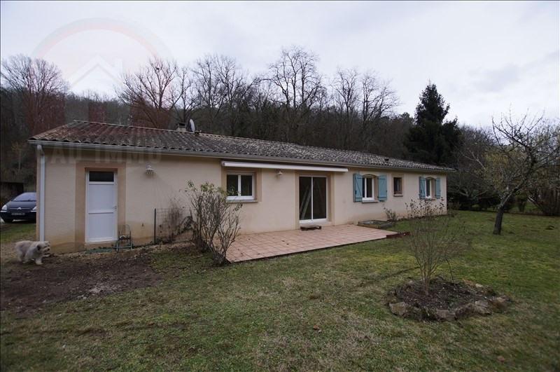 Sale house / villa Saint sauveur 192000€ - Picture 2