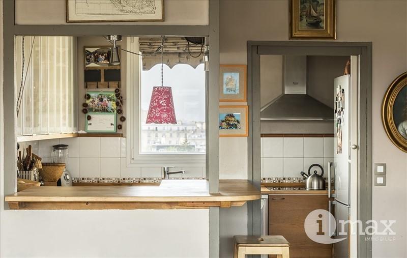 Sale apartment Courbevoie 615000€ - Picture 3