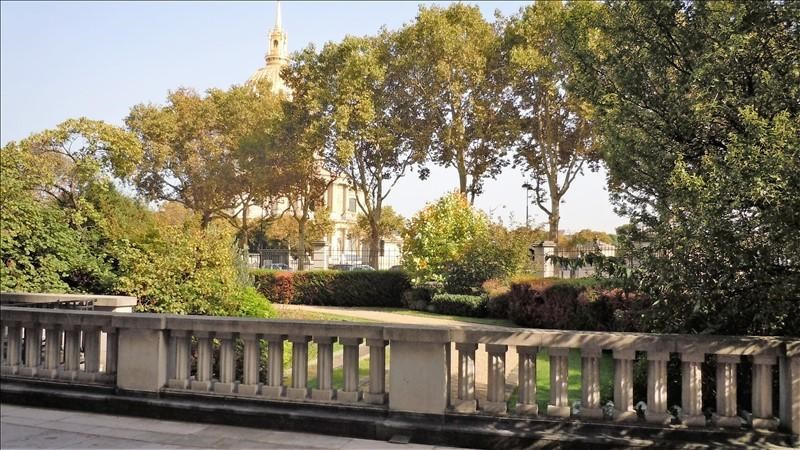 Vente appartement Paris 7ème 463 000€ - Photo 1