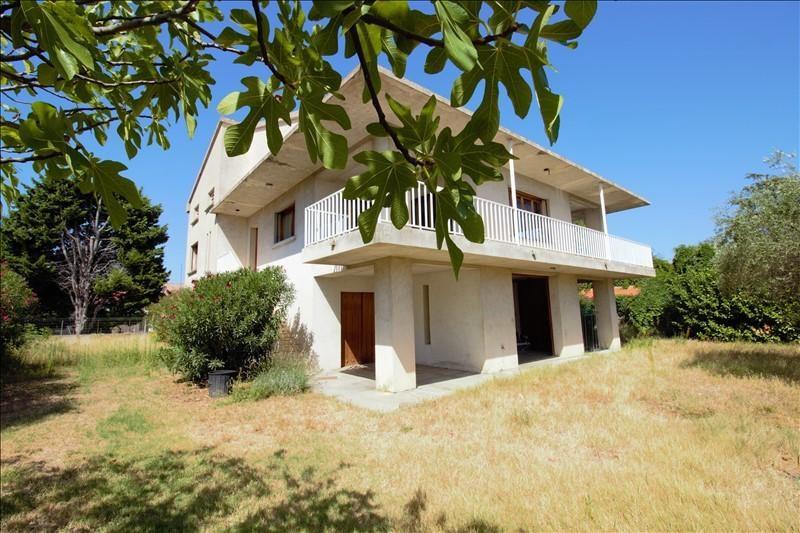 Vente maison / villa Le pontet 379000€ - Photo 1