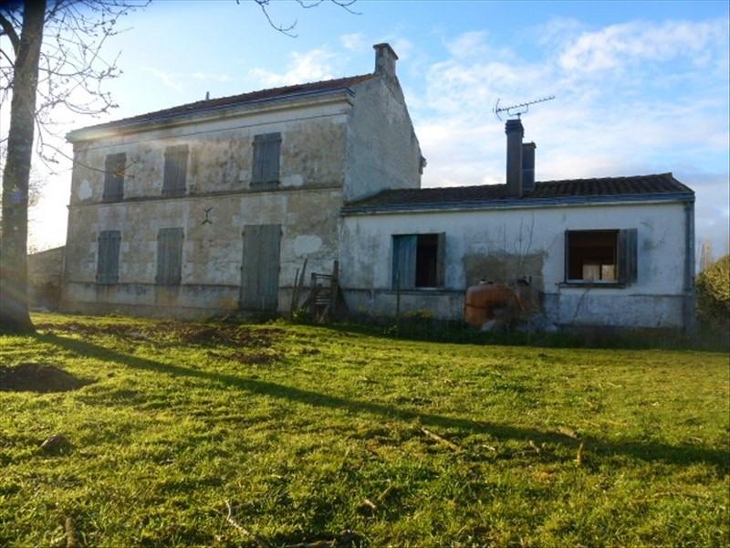 Sale house / villa Surgeres 119600€ - Picture 1