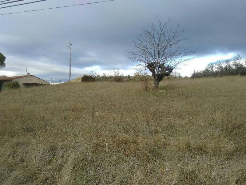 Vente terrain Rochecolombe 75000€ - Photo 2