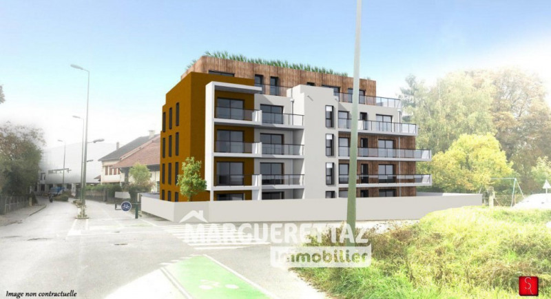 Sale apartment Ville-la-grand 309000€ - Picture 1