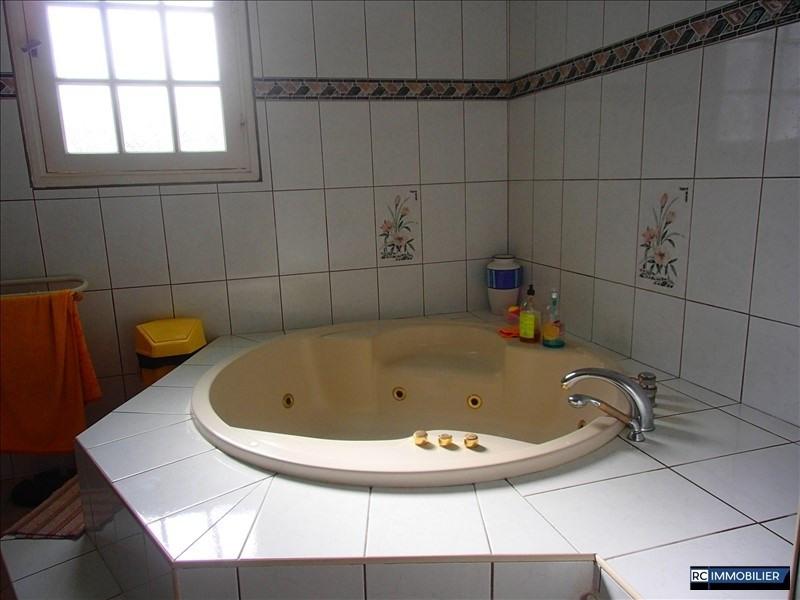 Sale house / villa St benoit 398000€ - Picture 7