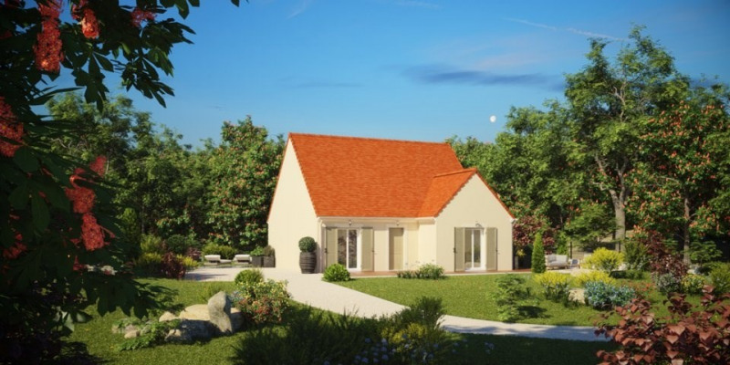 Maison  3 pièces + Terrain 715 m² Saint-Saturnin-sur-Loire par MAISONS PIERRE