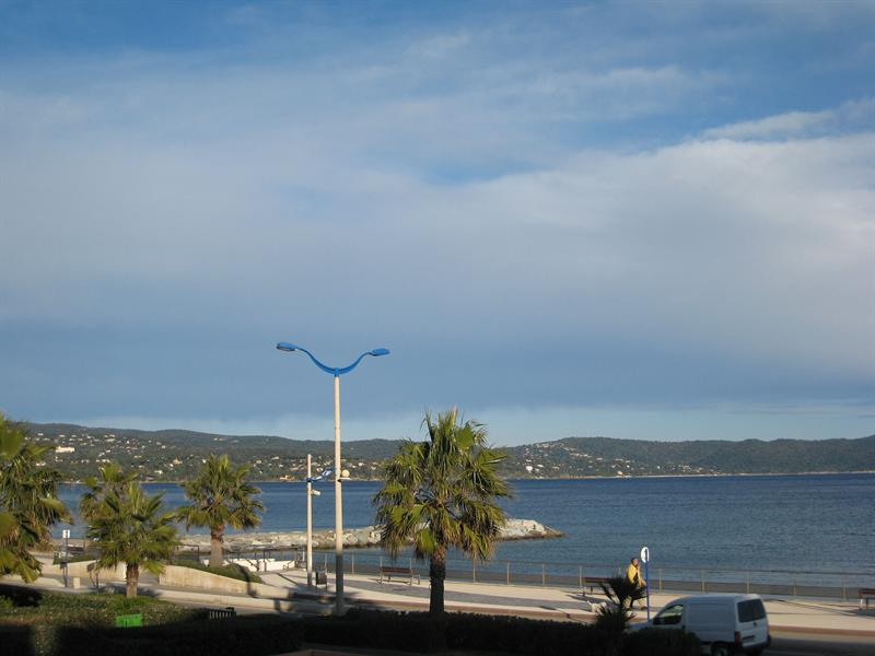 Location vacances appartement Cavalaire sur mer 800€ - Photo 1