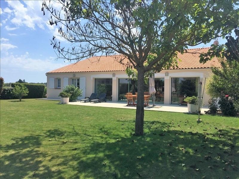 Deluxe sale house / villa Jard sur mer 495000€ - Picture 3
