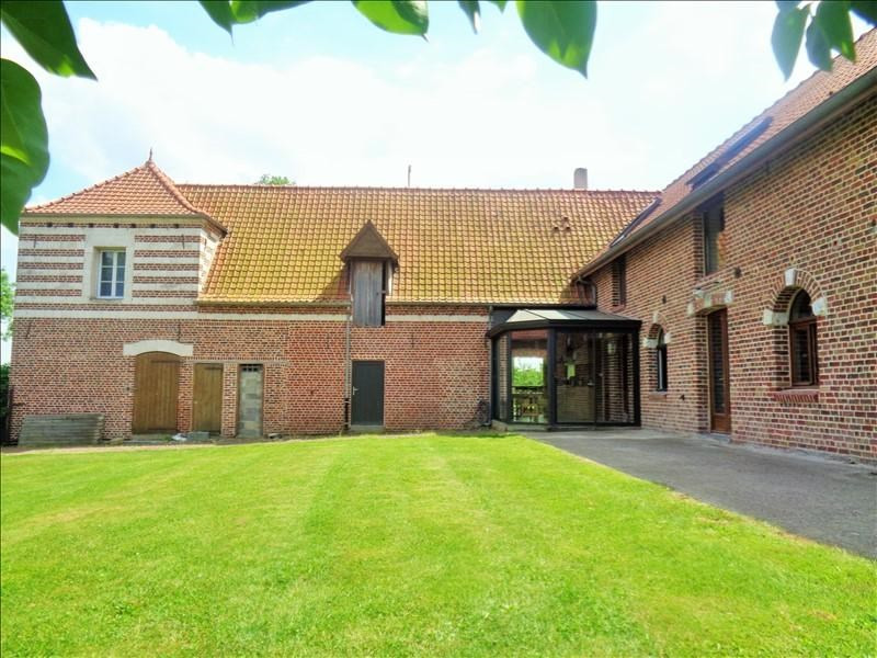 Vente maison / villa Busnes 327600€ - Photo 1