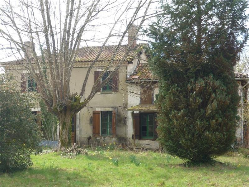 Vente maison / villa Belhade 158000€ - Photo 1