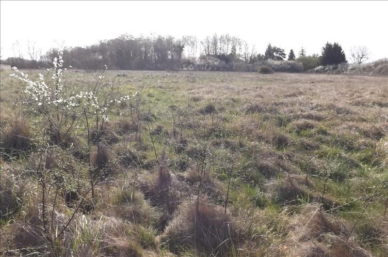 Vente terrain Montpon menesterol 29000€ - Photo 1