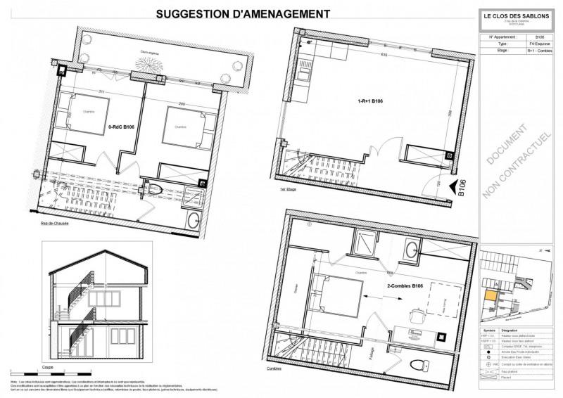 Vente appartement Linas 173187€ - Photo 4