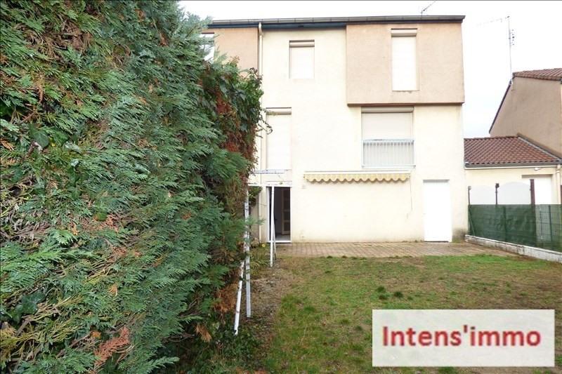 Vente maison / villa Romans sur isere 169000€ - Photo 1
