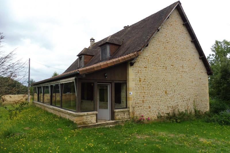 Vente maison / villa Saint vincent le paluel 212000€ - Photo 1