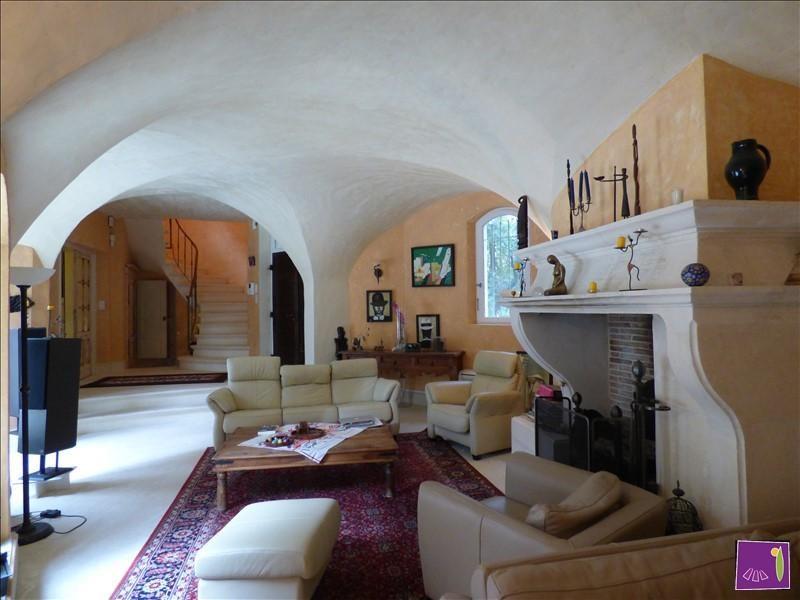 Venta de prestigio  casa Uzes 664000€ - Fotografía 3