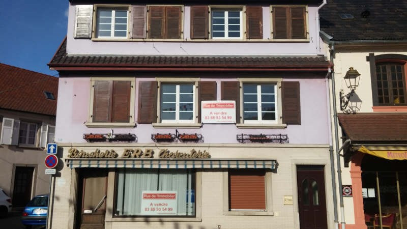 Investment property building Mutzig 236 000€ - Picture 1