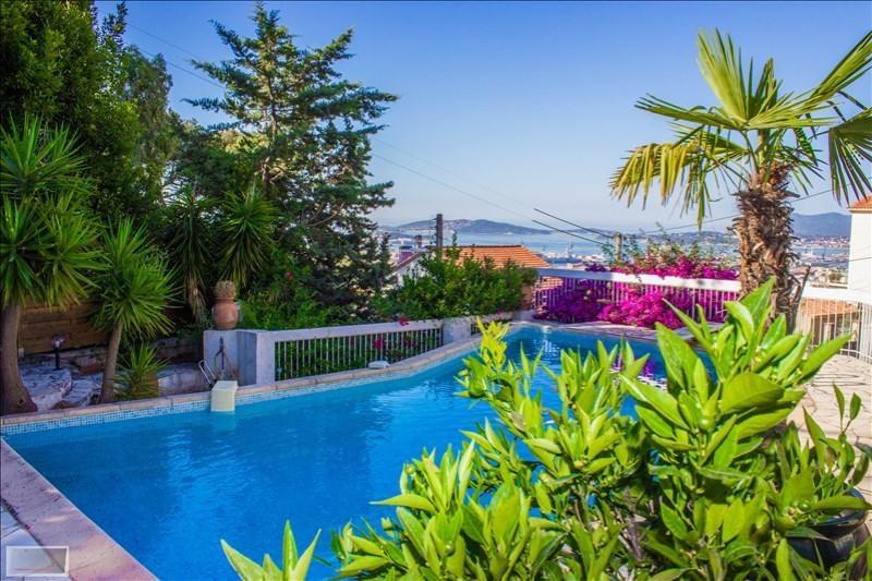 Vente de prestige maison / villa Toulon 820000€ - Photo 1