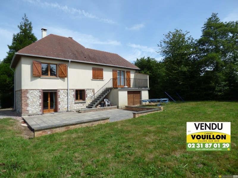 Vendita casa Villers sur mer 208000€ - Fotografia 1