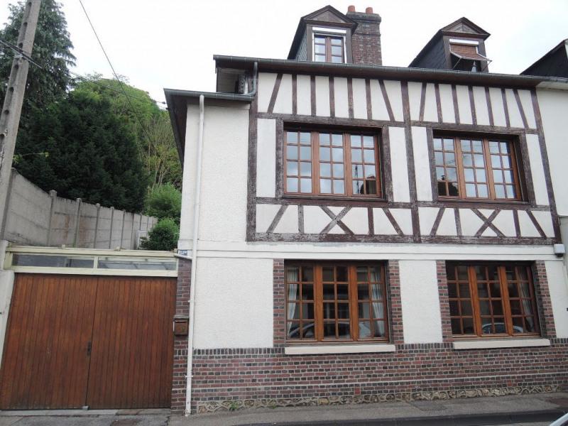 Vente maison / villa Pont audemer 160500€ - Photo 1