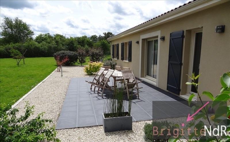 Vente maison / villa Le dorat 237539€ - Photo 5