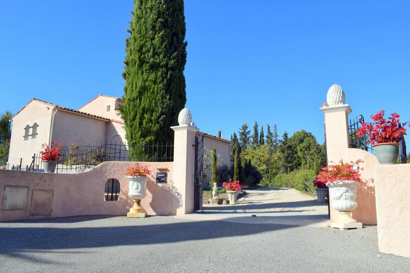 Venta de prestigio  casa Montauroux 586000€ - Fotografía 8