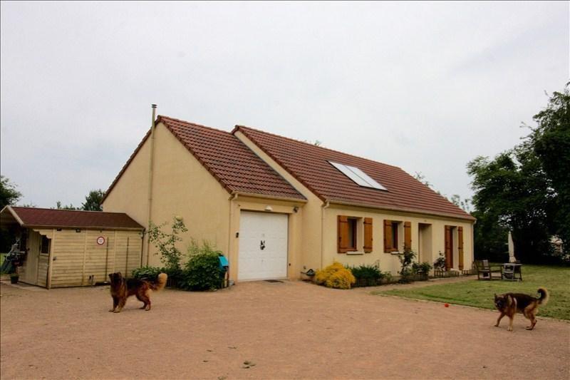Vente maison / villa Les baux de breteuil 159000€ - Photo 1