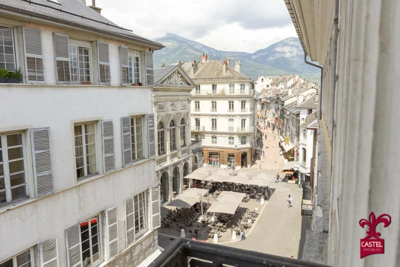 Vente appartement Chambery 368 000€ - Photo 1