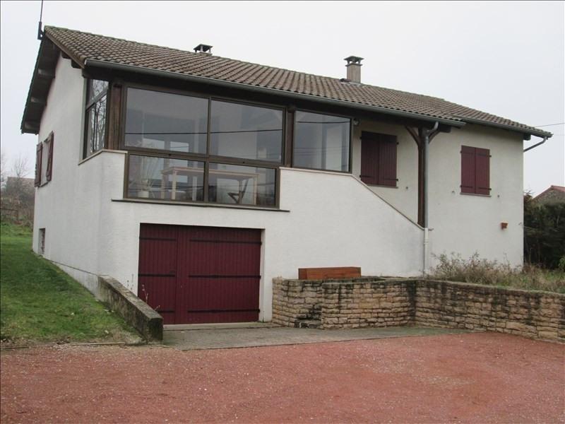Sale house / villa Pont de vaux 175000€ - Picture 10