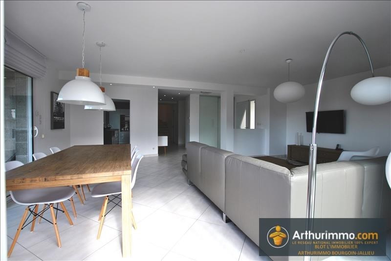Vente maison / villa Bourgoin jallieu 369000€ - Photo 2