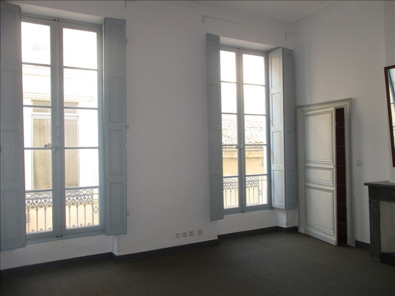 Rental apartment Nimes 780€ CC - Picture 1