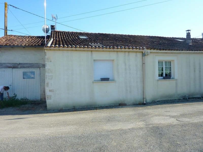 Vente maison / villa Matha 159750€ - Photo 3
