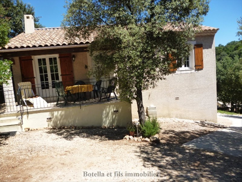 Vente maison / villa Barjac 199 000€ - Photo 1