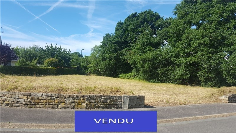 Vendita terreno Fouesnant 165850€ - Fotografia 1