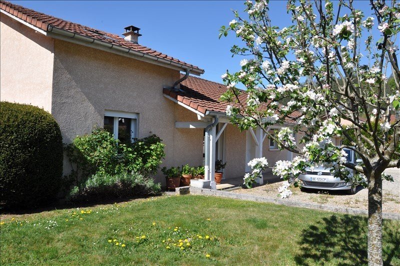 Vente maison / villa Thoirette 209 000€ - Photo 1