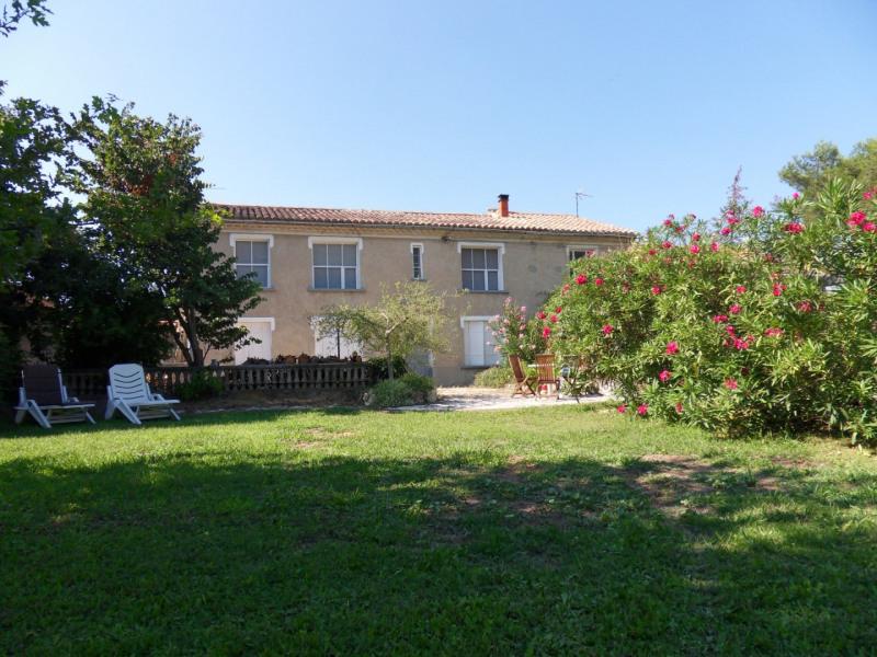 Vente maison / villa Althen des paluds 420000€ - Photo 2
