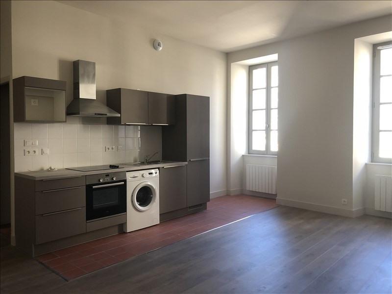 Affitto appartamento Nimes 437€ CC - Fotografia 1