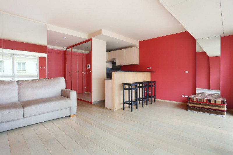 Aрендa квартирa Paris 16ème 1350€ CC - Фото 4