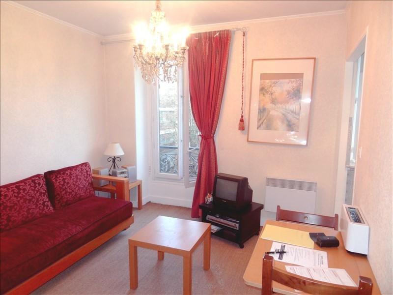 Rental apartment Levallois 890€ CC - Picture 2