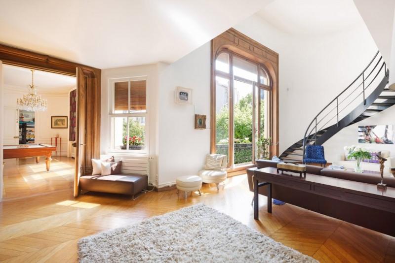 Venta de prestigio  apartamento Paris 16ème 5600000€ - Fotografía 2