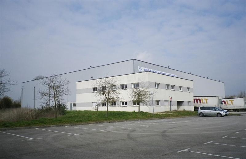Vente Local d'activités / Entrepôt Bourg-Achard 0