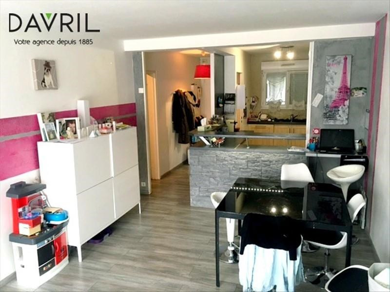 Sale apartment Herblay 199000€ - Picture 1