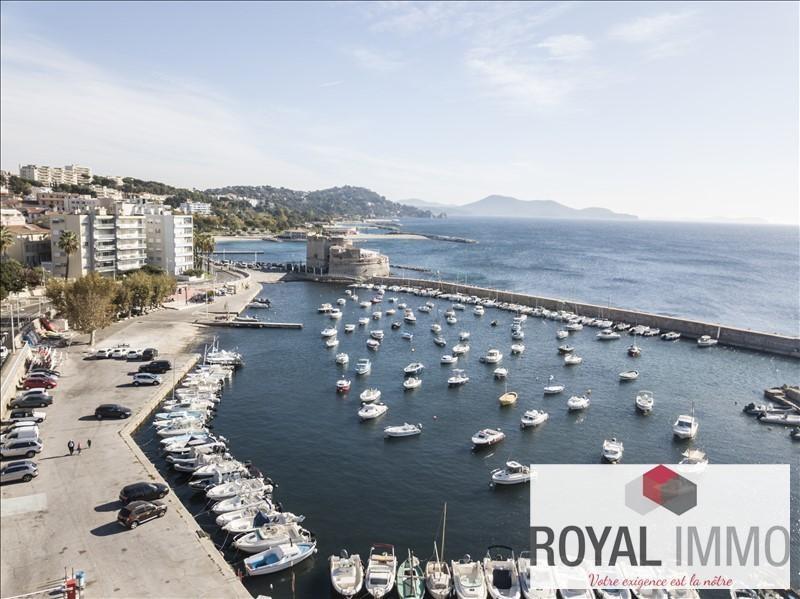 Deluxe sale apartment Toulon 578000€ - Picture 1