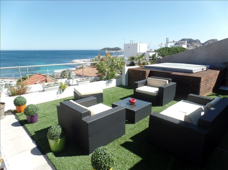 Vente de prestige appartement La ciotat 729 000€ - Photo 1