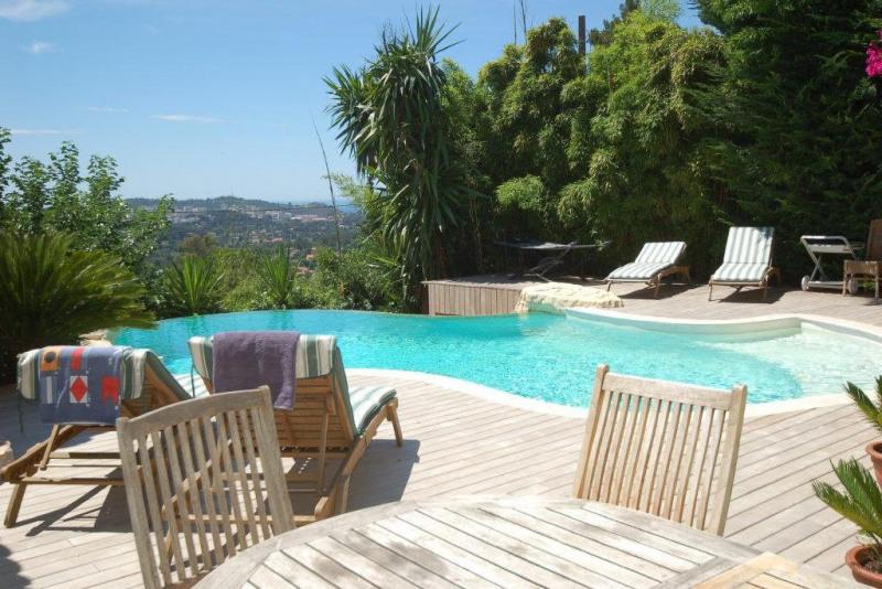 Verkauf von luxusobjekt haus Mougins 2380000€ - Fotografie 3