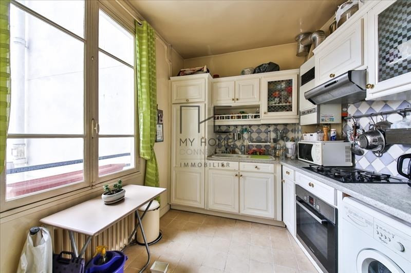 Vente appartement Paris 17ème 730 000€ - Photo 4