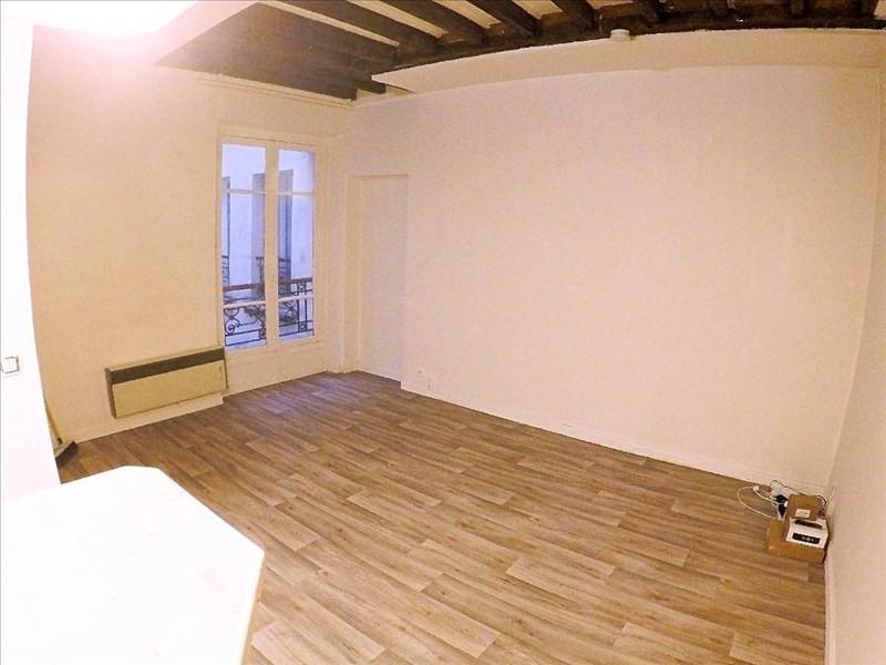 Sale apartment Paris 19ème 180000€ - Picture 3