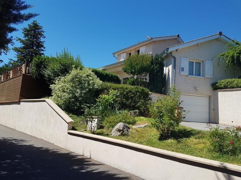 Deluxe sale house / villa Villette d anthon 450000€ - Picture 1