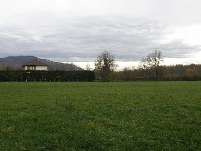 Sale site Morestel 51 000€ - Picture 1