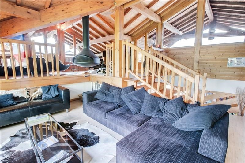 Deluxe sale house / villa Montriond 1 295 000€ - Picture 5