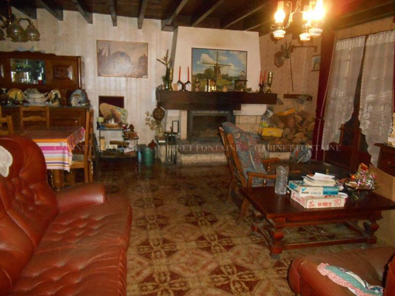 Vente maison / villa Fontaine bonneleau 148000€ - Photo 4