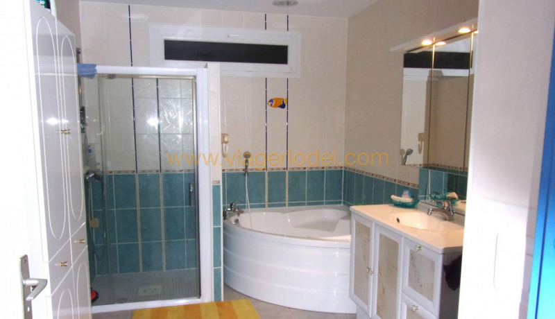 Vendita nell' vitalizio di vita casa Bizanet 65000€ - Fotografia 11